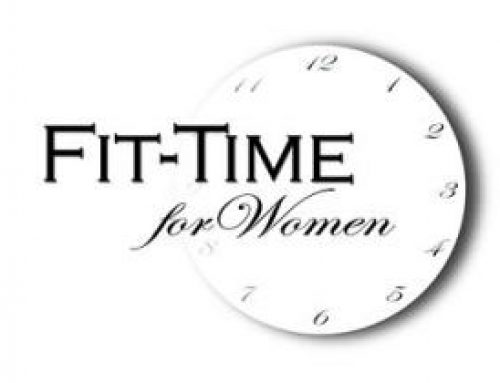 Fit Time for Women Logo