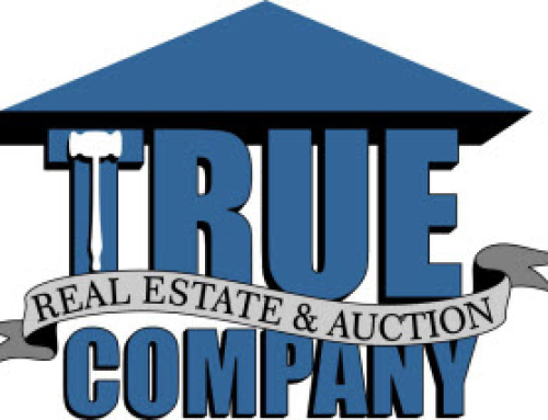 True Real Estate & Auction Logo