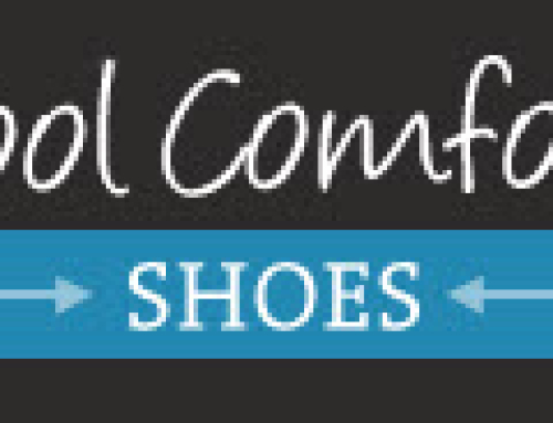 Cool Comfort Shoes Website